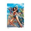 Sideshow Wonder Woman #750 B Art Print