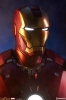 Sideshow: Iron Man Mark III Lifesize Bust