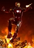 Sideshow: The Avengers Maquette Iron Man Mark VII