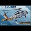 Sikorsky SH-60B Sea Hawk 1:35 Model kit
