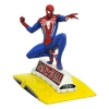 Spider-Man on Taxi PVC Figure