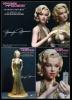 Star Ace Marilyn Monroe Gentlemen Prefer Blondes 1/6 Gold Dres