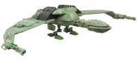 Star Trek IV Model Klingon Bird of Prey HMS Bounty