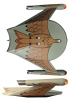 Star Trek TOS Model Romulan Bird-of-Prey