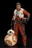 Star Wars ARTFX+ 2-Pack Poe Dameron & BB-8