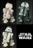 Star Wars Celebration R2-X2, R5-D4, R4-M9 Exclusives