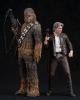 Star Wars Episode VII ARTFX+ Han Solo & Chewbacca