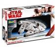 Star Wars Model Kit 1/144 Millennium Falcon Limited Ed.