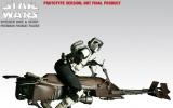 Star Wars Speeder Bike Scout 1:4 Premium Format Figure