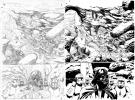 Star Wars The Purge The Tyrant's Fist Original Art # 1/06