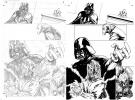 Star Wars The Purge The Tyrant's Fist Original Art # 1/13