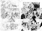 Star Wars The Purge The Tyrant's Fist Original Art # 1/16