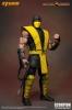 Storm Collectibles - Mortal Kombat Klassic 1/12 Figure Scorpion