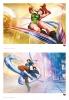 Street Fighter V Art Prints 42 x 30 cm