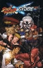 Street Fighter x GIJOE TP Signed by Emilio Laiso