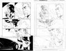 THE SEARCH FOR SWAMP THING # 1 Pag. 12 Original Art