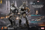 The Avengers MMS AF 2-Pack Chitauri Commander & Footsoldier