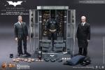 The Dark Knight: Batman Armory Bruce Wayne & Alfred set