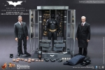 The Dark Knight: Batman Armory Bruce Wayne & Alfred set