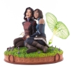 The Legend of Korra Statue In the Spirit World