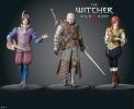 The Witcher 3 - Wild Hunt Figures Series 2