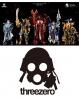 "ThreeZero: Honor of Kings 6"" Action Figures"
