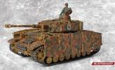 UNIMAX: 1:32 Large Vehicles German Panzer IV Ausf. G