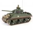 US Sherman M4A3 Tank 1:24 scale
