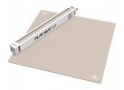 Ultimate Guard Play-Mat 60 Monochrome Sand 61x61