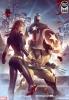 Uncanny X-Men Print by Alex Garner