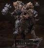 Warcraft The Beginning - Blackhand Riding Wolf
