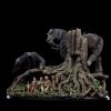 Weta: LOTR Escape off the Road 1/6 Diorama