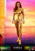 Wonder Woman 1984 Movie Masterpiece Golden Armor