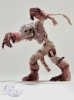 World of Warcraft Serie 5 Action Figure Scourge Ghoul Rottingham