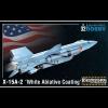 X-15A-2 White Ablative Coating