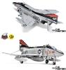 ZOUKEI-MURA: 1/48 F-4S Phantom