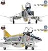 ZOUKEI-MURA: 1/48 F-4J Phantom II Navy