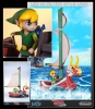 Zelda: The Windwaker Link on The King of Red Lions