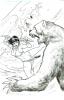Zenescope- Jungle Book # 5 (C) Original Cover Art