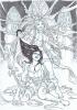 Zenscope Ent: GRIMM FAIRY TALES #89 Original Cover art
