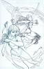 Zenscope Ent: Neverland - Age of Darkness # 3 Original Cover art