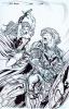 Zenscope Ent: Quest Age of Darkness # 2 Original Cover art