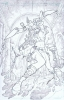 Zenscope Ent: Robin Hood Legend #04 Original Cover art