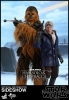 "Hot Toys: Star Wars Episode VII Han Solo and Chewbacca 12"" Set"