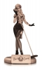 Bombshells Statue Black Canary Sepia